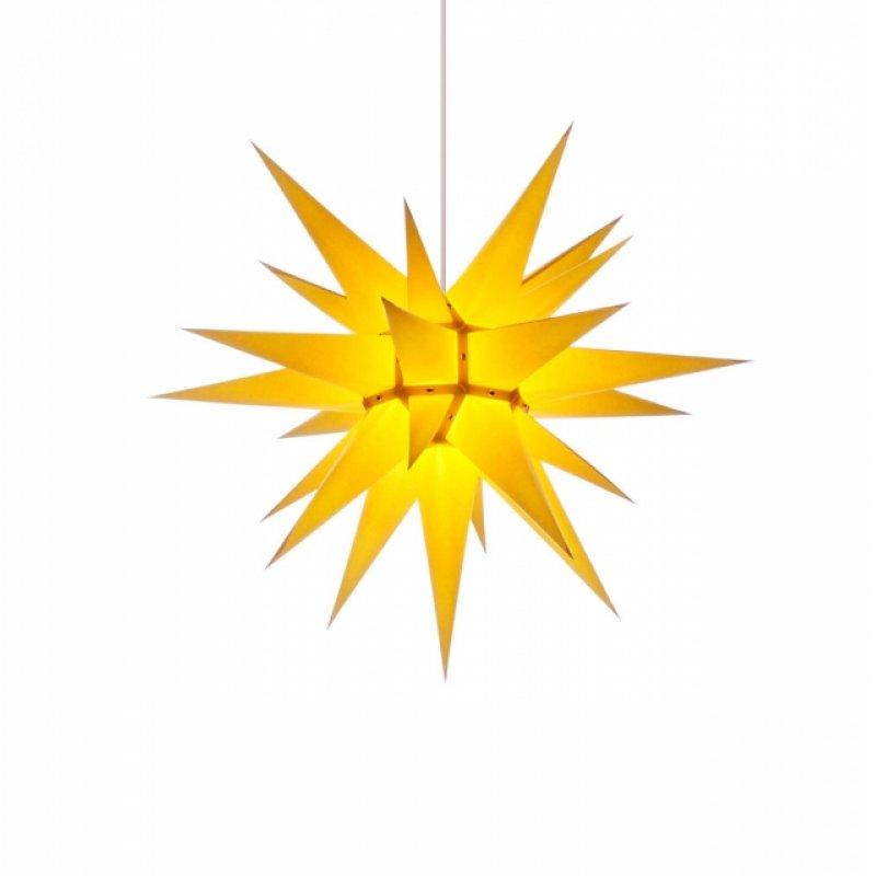 Herrnhuter Stern Beleuchtung : herrnhuter weihnachtsstern i6 gelb mit beleuchtung ~ Michelbontemps.com Haus und Dekorationen