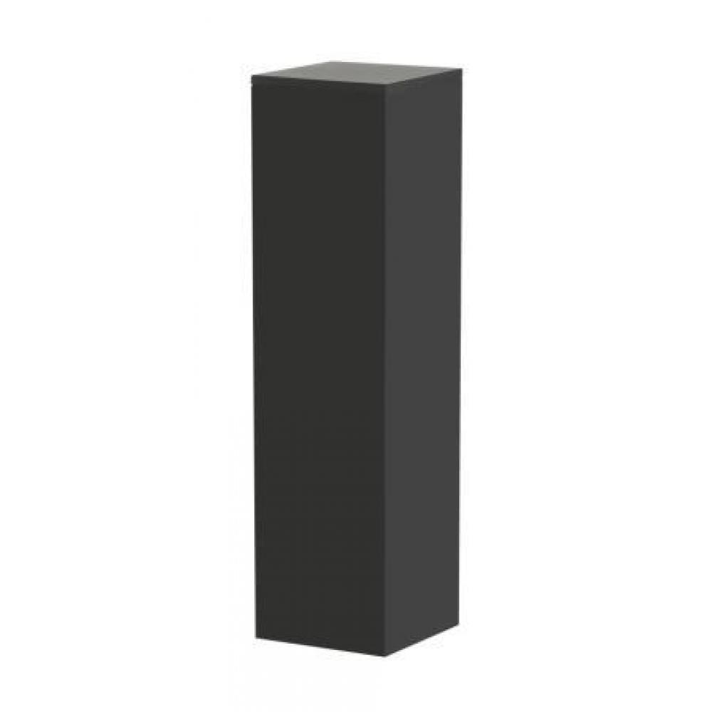 kwo deko s ule schwarz gro holzkunst aus dem. Black Bedroom Furniture Sets. Home Design Ideas