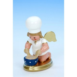 Christian Ulbricht baker angel with baking dish