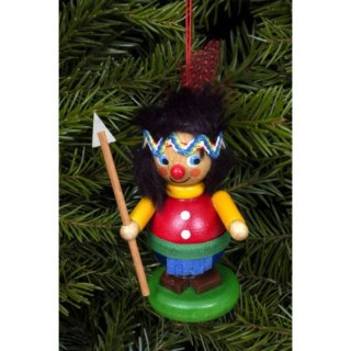 Christian Ulbricht tree decoration Indian