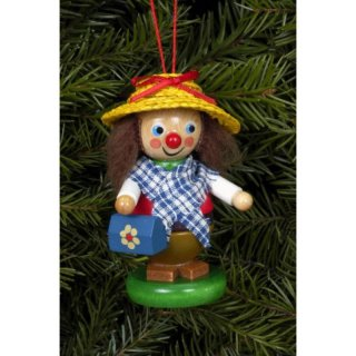 Christian Ulbricht tree decoration market woman