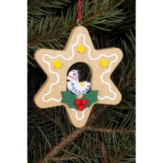 Christian Ulbricht tree decoration gingerbread small with...