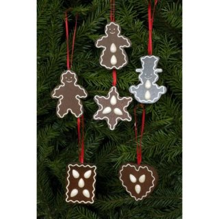 Christian Ulbricht tree decoration gingerbread collection...