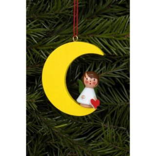 Christian Ulbricht tree decoration mini angel with star