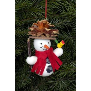 Christian Ulbricht tree decoration snowman spigot man