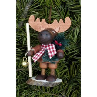 Christian Ulbricht tree decoration moose nature