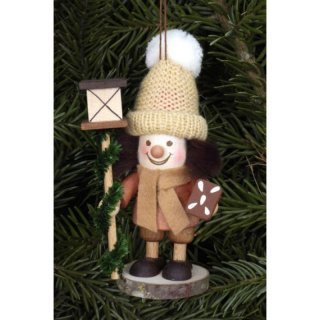 Christian Ulbricht tree decoration lantern man nature