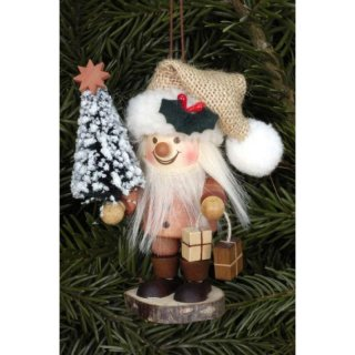 Christian Ulbricht tree decoration Santa Claus nature