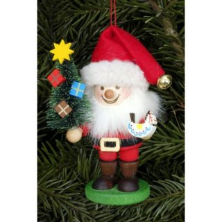 Christian Ulbricht tree decoration Santa Claus