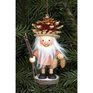 Christian Ulbricht tree decoration spigot man nature