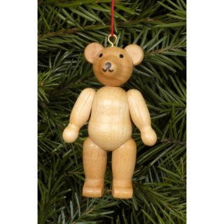 Christian Ulbricht tree decoration teddy bear nature