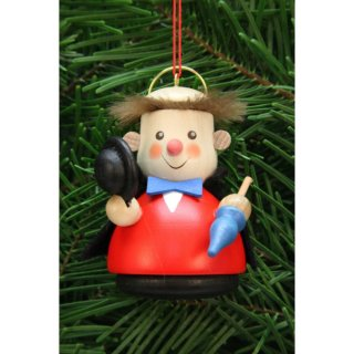 Christian Ulbricht teeter man tree decoration Arthur the...