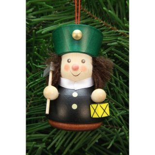 Christian Ulbricht tree decoration teeter man miner