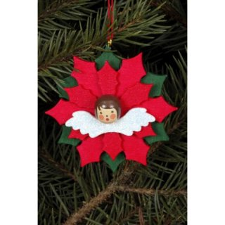 Christian Ulbricht tree decoration christmas star with angel