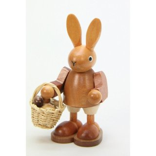 Christian Ulbricht rabbit with egg basket small nature