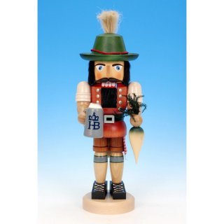 Christian Ulbricht nutcracker Bavarian glazed