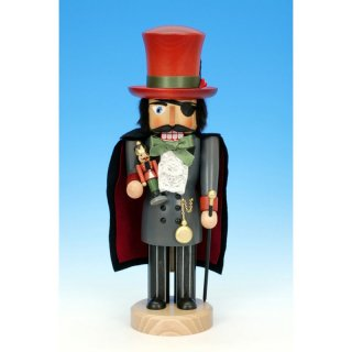 Christian Ulbricht nutcracker Drosselmeyer glazed