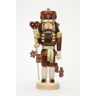 Christian Ulbricht nutcracker gingerbread king