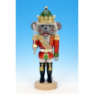 Christian Ulbricht nutcracker mouse king glazed