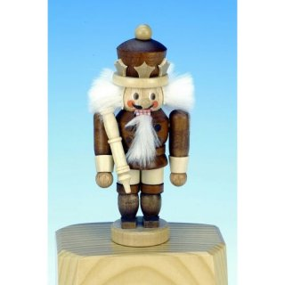 Christian Ulbricht nutcracker mini king nature