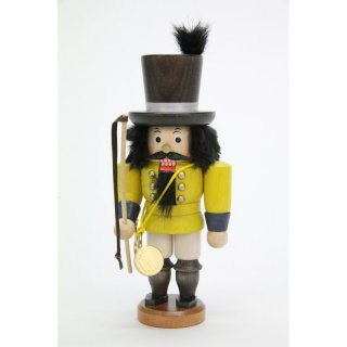 Christian Ulbricht nutcracker Postillion glazed