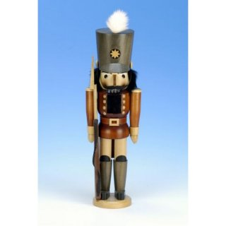 Christian Ulbricht nutcracker soldier nature