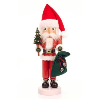 Christian Ulbricht nutcracker Santa Claus glazed