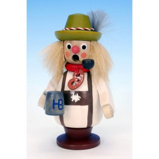 Christian Ulbricht smoker Bavarian small