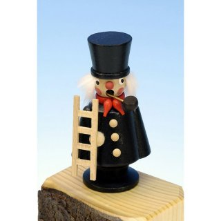 Christian Ulbricht smoker chimney sweeper small