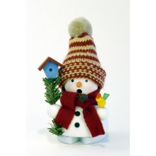 Christian Ulbricht smoker snowman small