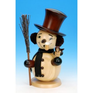 Christian Ulbricht smoker snowman nature