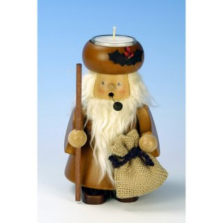Christian Ulbricht smoker Santa Claus with night light...