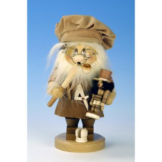 Christian Ulbricht smoker imp nutcracker maker
