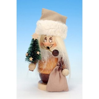 Christian Ulbricht smoker imp Santa Claus with tree small