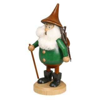 DWU smoker forest imp wood collector green