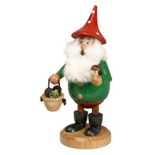 DWU smoker forest imo mushroom collector green