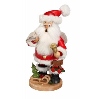 DWU Smoker Santa Claus with gifts