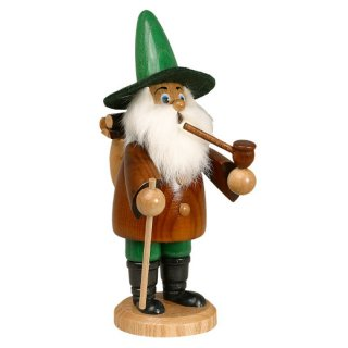 DWU Smoker imp wood collector brown