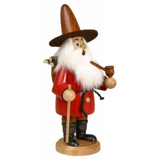 DWU Smoker imp wood collector red