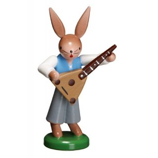 ESCO rabbit with balalaika