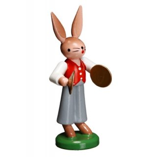 ESCO rabbit with cymbals