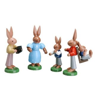 ESCO rabbit family outing