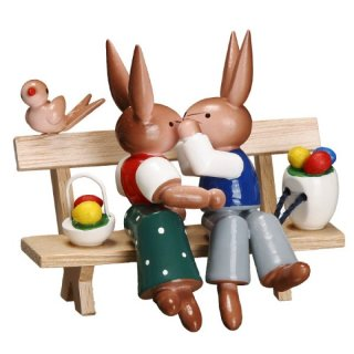 ESCO rabbit love bench