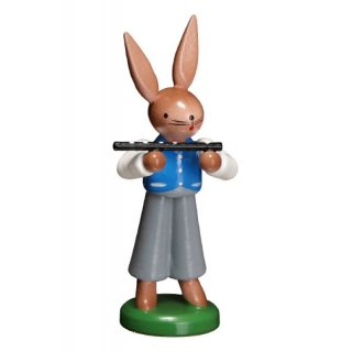 ESCO rabbit man with flute