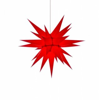 Herrnhut christmas star I6 red