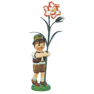 Hubrig flower kid - flower boy with clove