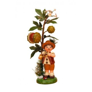 Hubrig flower kid / autmn kid with chestnut