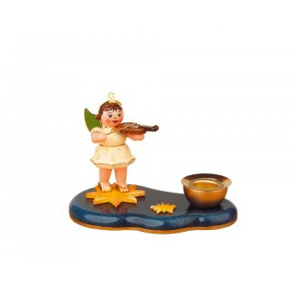 Hubrig angel - violin - light