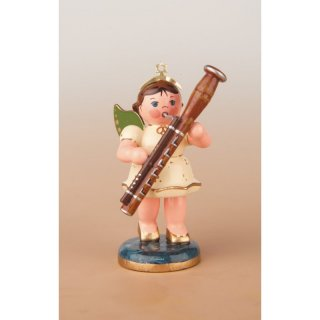 Hubrig angel with bassoon