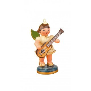 Hubrig angel with classical guitar